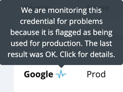 Cloudsponge's OAuth health monitor